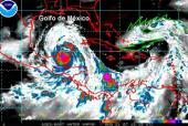 El golfo y las tormentas: atracción fatal